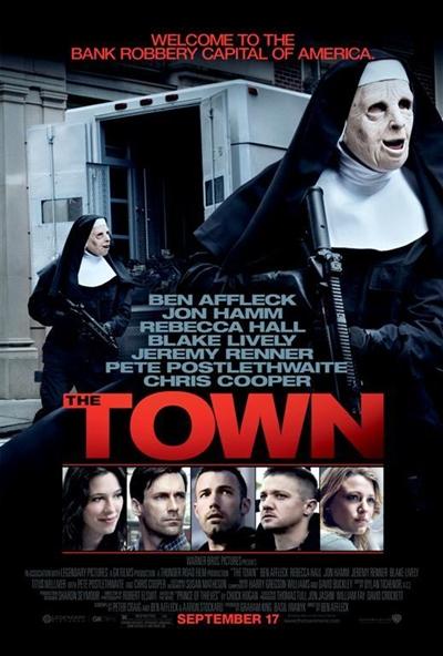 The Town DVDRip Español Latino Descargar 1 Link 2010