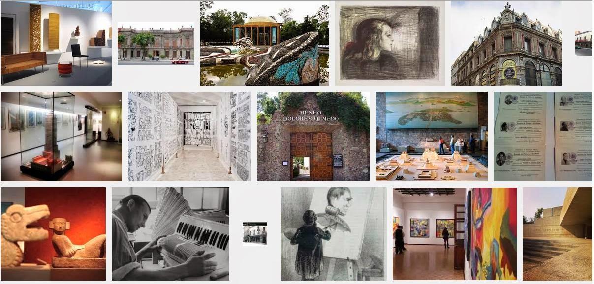 Ecoturismo México: Museo Sala de Exposiciones Colección Veerkamp