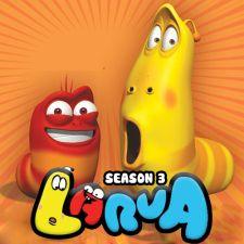 Phim Larva - Ấu Trùng Tinh Nghịch - Season 3-Full HD