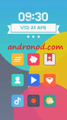 Download MIU - MIUI 7 Style Icon Pack v118.0 Apk Terbaru