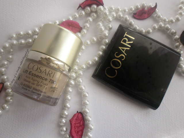 COSART║ Lift Εssence Makeup 790 & Mineral Make Up Powder 763