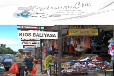 Pusat Grosir Barang Murah di Bali Yang paling Lengkap