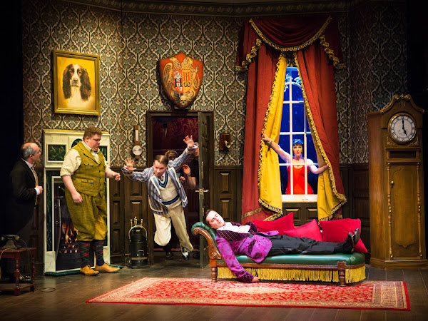 The Play That Goes Wrong (UK Tour), Storyhouse | Review