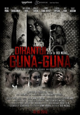 Poster Film Dihantui Guna-guna