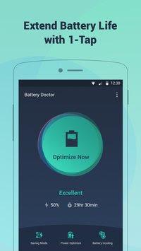 تحميل تطبيق توفير البطارية واطالعة مرها بتاري دوكتور Battery Doctory اخر اصدار مجانا للاندرويد