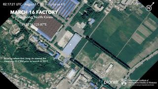 Korea Utara Perluas Pabrik Produksi Rudal Jarak Jauh