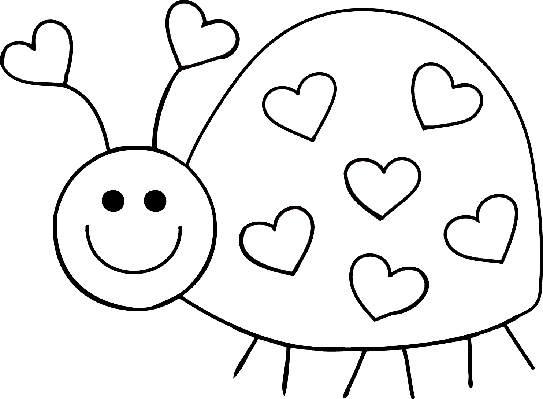 Granny Goes to School: Freebie Clip Art: Love Bugs #3