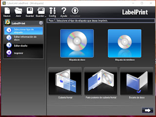 LabelPrint v2.5.0.10810 Español Portable