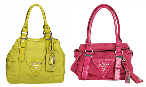 cb27ed6186903 Guess apresenta oito linhas de bolsas e carteiras para a Primavera 2011 – Verão  2012