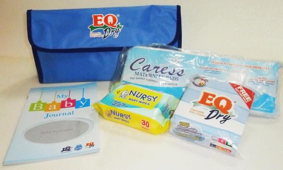 sa libre muna tayo: FREE Sample Kit from EQ