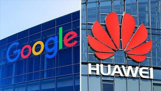 Google cancels Android license for Huawei