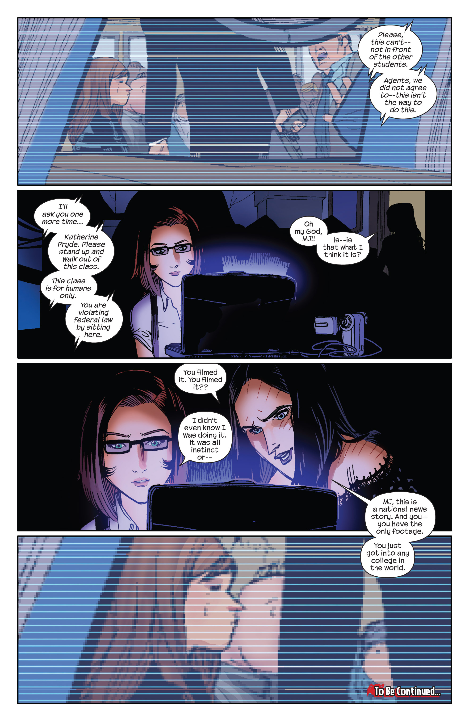 Read online Ultimate Spider-Man (2009) comic -  Issue #10 - 22