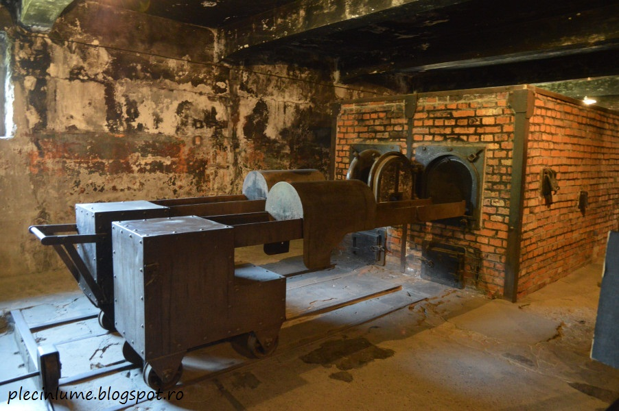 Crematoiul de la Auschwitz