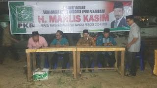 H.Marlis Kasim Adakan Acara Reses Di Pekanbaru