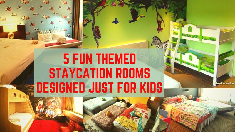 We Have Family Friendly Resorts Right Here In Singapore But Kid Themed Rooms Not That Many Judging From The Hotels Featured Below
