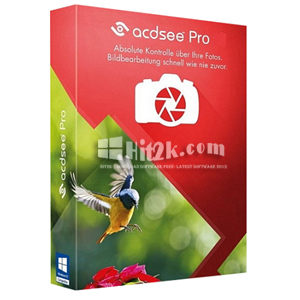 ACDSee Photo Studio Professional 2018 v11.1 Keygen Download here