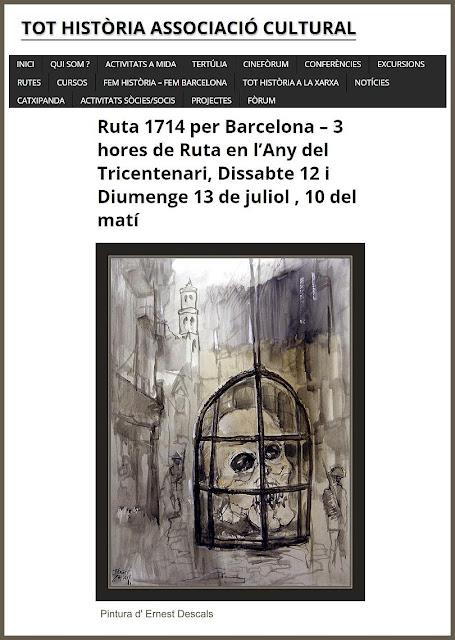 BARCELONA-1714-TRICENTENARI-ART-RUTA-MORAGUES-PINTURA-ARTISTA-PINTOR-ERNEST DESCALS