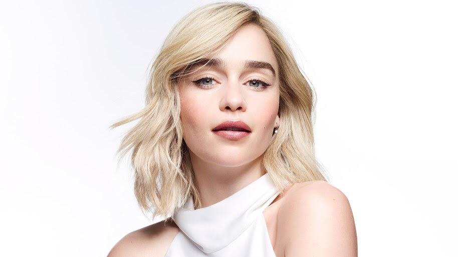 Emilia Clarke, Blonde, 4K, #6.323
