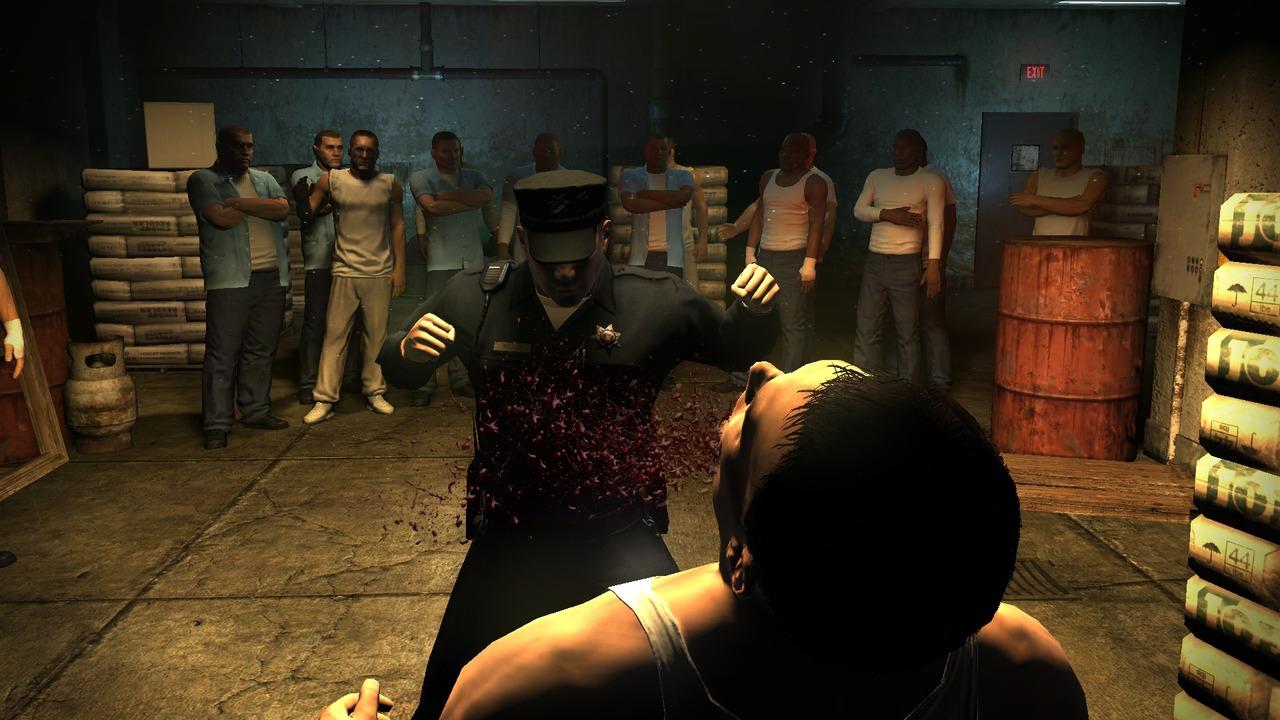 Prison Break Games