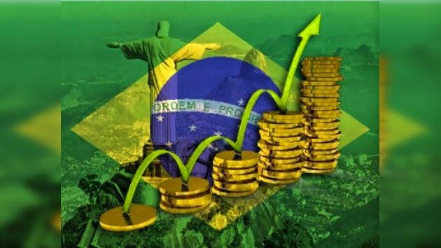 Resultado de imagen de brasil crecimiento economico