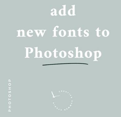 Tutorial Memasukan Gambar kedalam Text Photoshop Bahasa ...
