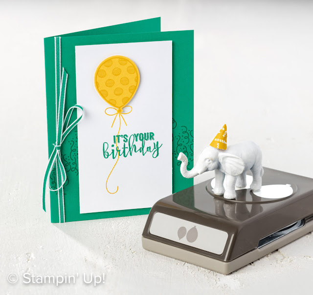 Copy Stampin' Up! catalog samples for fun and easy card making! Tutorial shared by Darla Olson at inkheaven