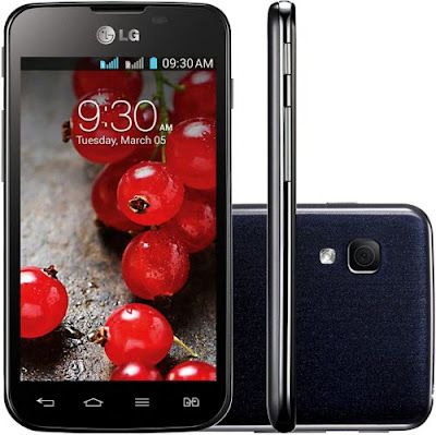 LG Optimus L5 II Dual E455 complete specs and features