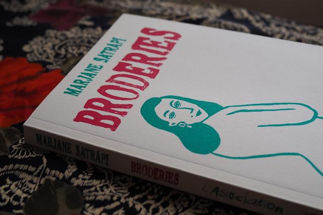 Broderies - Marjane Satrapi