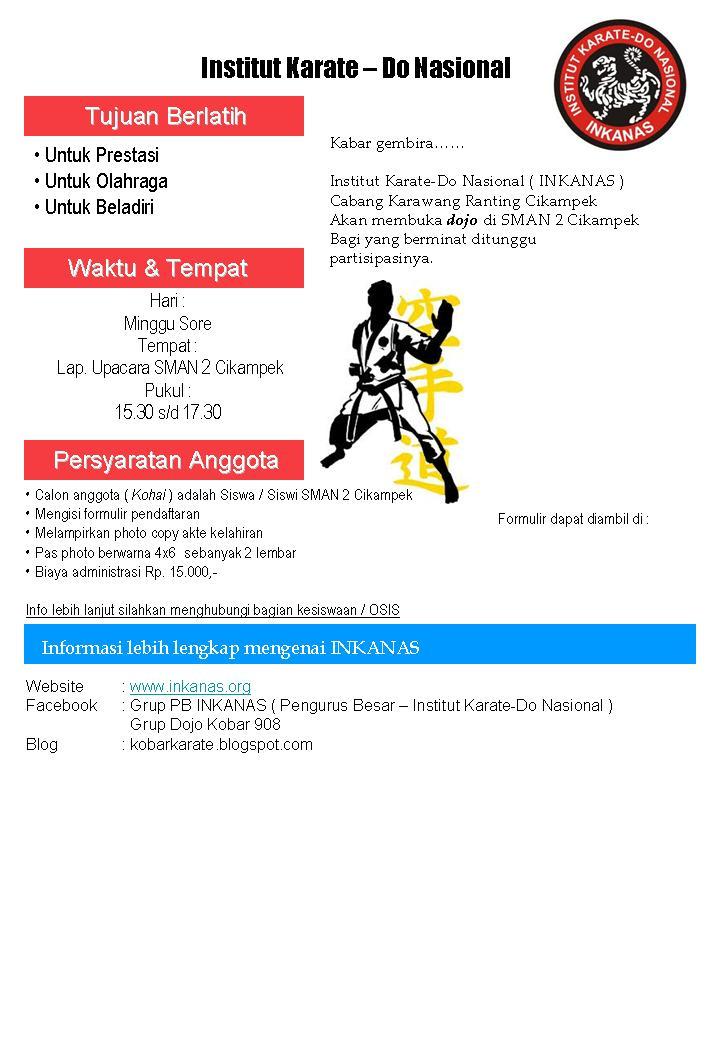 Info Karate
