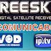 FREESKY COMUNICA RETORNO DO SERVIÇO ONDEMAND/IPTV JA ATIVO - 06/07/2017