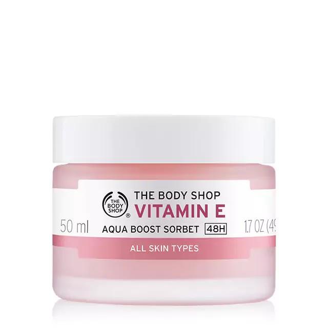 vitamin e thebodyshop crema