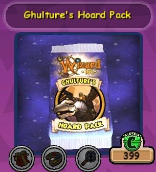 Guide to the Ghulture's Hoard Pack - Stars of the Spiral