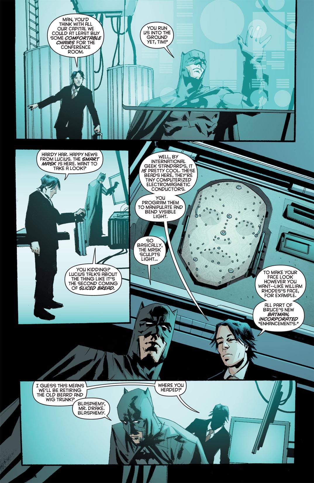 Detective Comics (1937) 872 Page 8