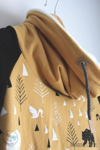bluza dla mamy na zimę