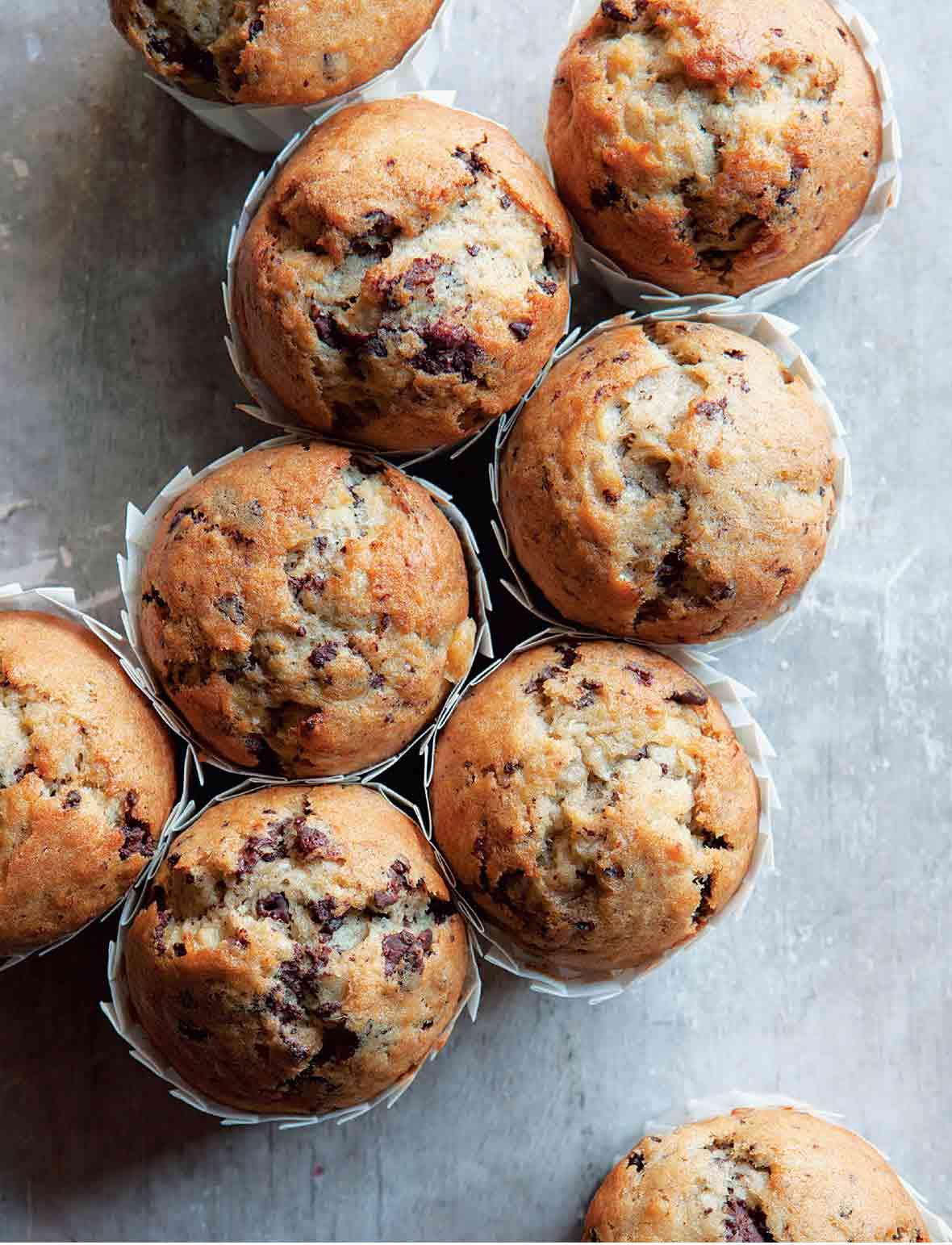 Banana Muffins #Recipe