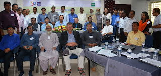 IRRI, ADB, stakeholders discuss climate-resilient agricultural practices in Bangladesh