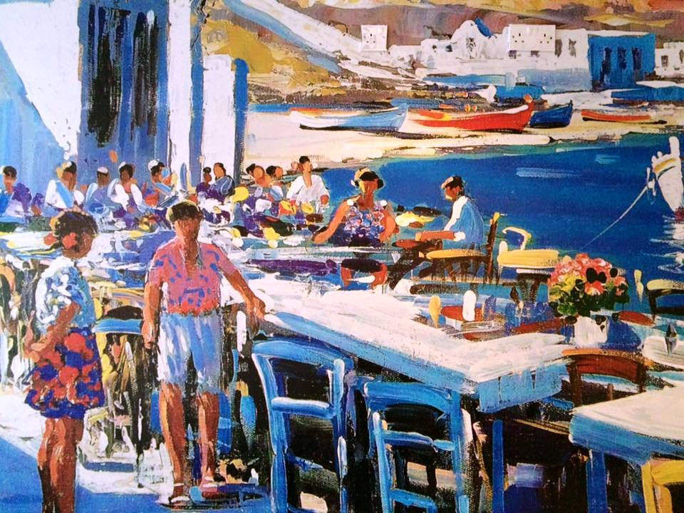 Greek Restaurant Lichfield