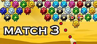 Juegos de match 3