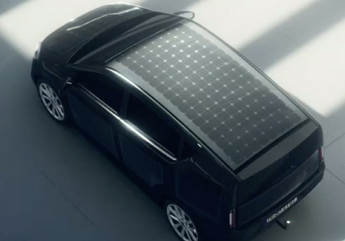 Tinuku.com Sono Motors unveils Sion solar car for $18,000