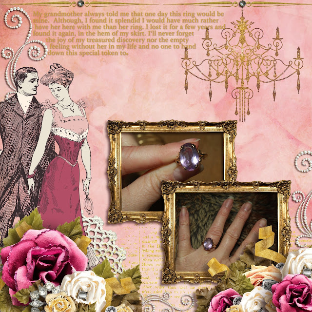 Feli Designs found at the Digital Scrapbooking Studio