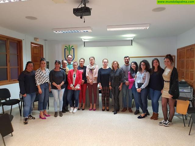 El Cabildo evalúa las necesidades de los municipios en materia de igualdad