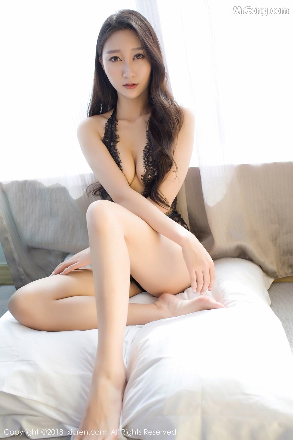 Image XIUREN-No.918-Zhao-Xi-Er-MrCong.com-006 in post XIUREN No.918: Người mẫu Zhao Xi Er (赵熙儿) (48 ảnh)