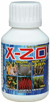 Pupuk Silica cair X-ZO