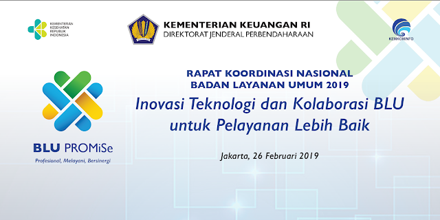 Rental Multimedia Rakornas Menkeu BLU 2019