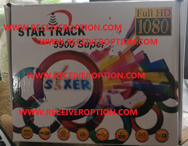 STAR TRACK 5900 SUPER HD RECEIVER POWERVU KEY NEW SOFTWARE