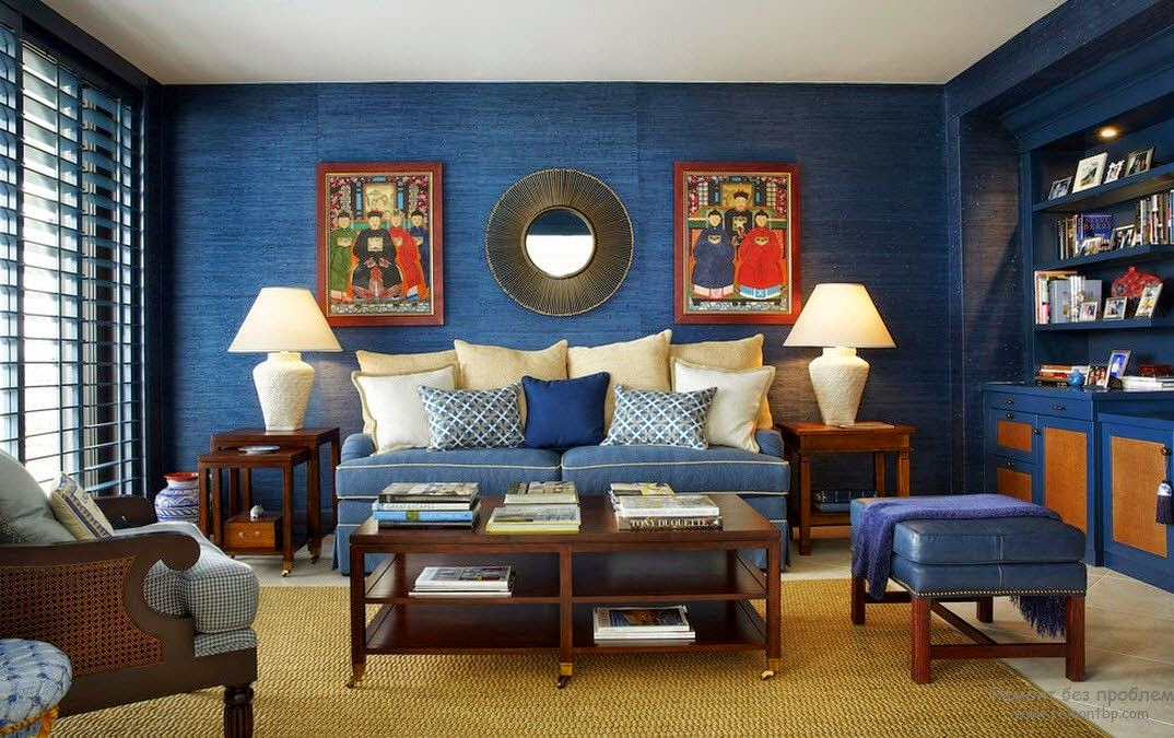 trendy living room wallpaper ideas colors patterns and types