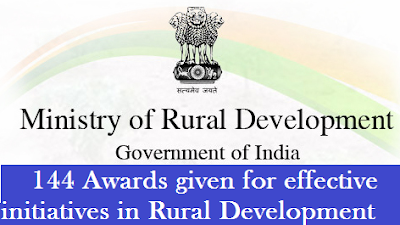 144-awards-given-for-effective-initiatives-paramnews-in-rural-development