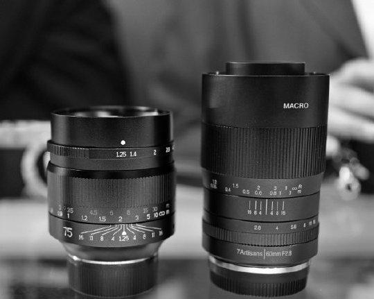 7artisans 75mm f/1.25 для Leica M