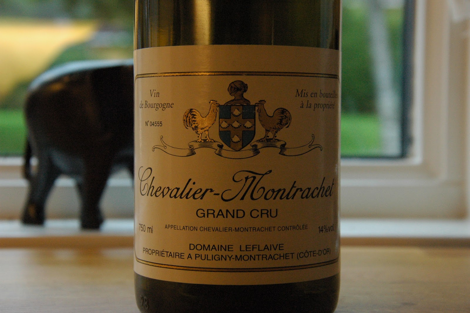 My Wines And More: 06 Domaine Leflaive Chevalier-Montrachet