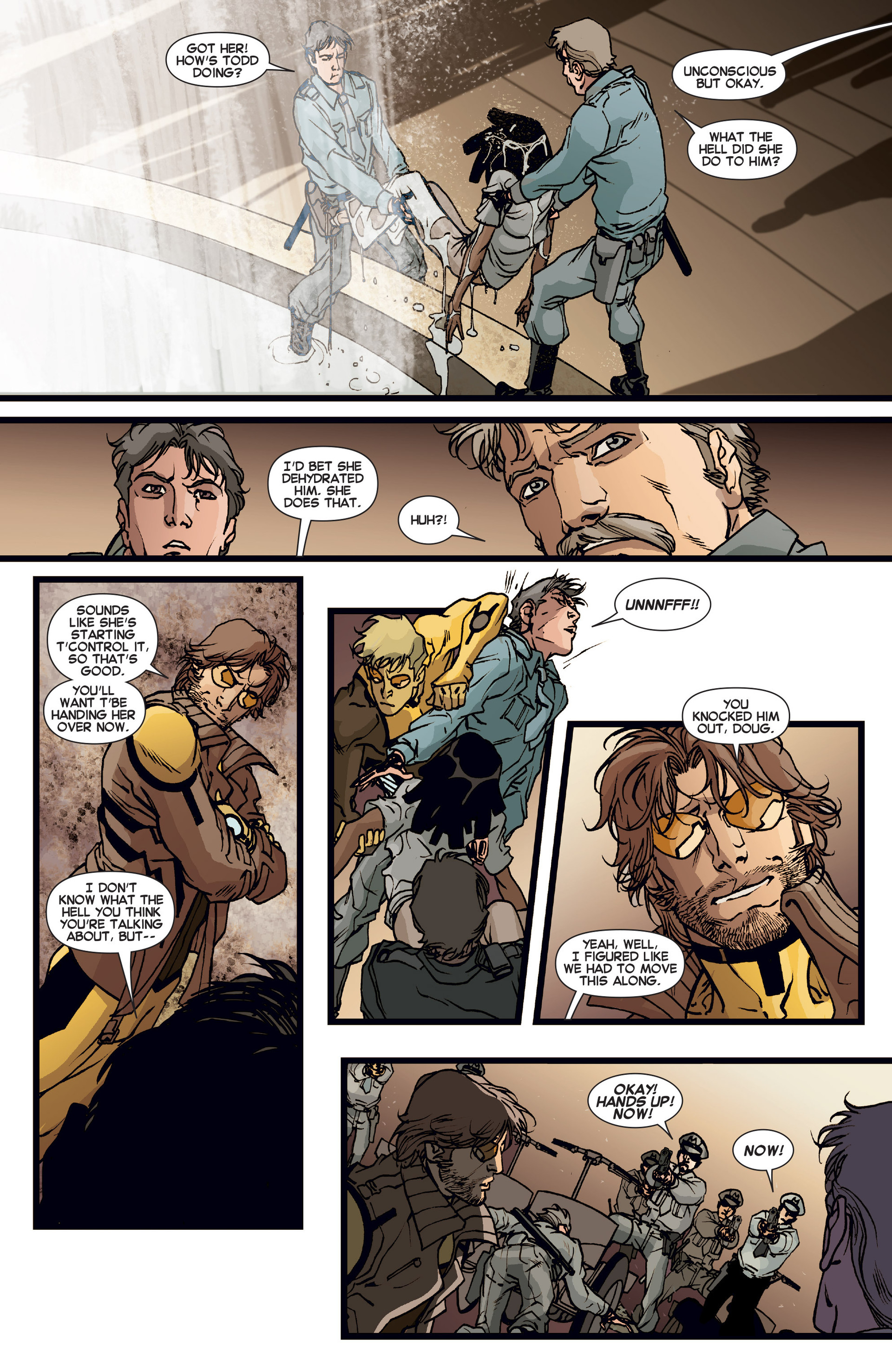 Read online All-New X-Factor comic -  Issue #10 - 16